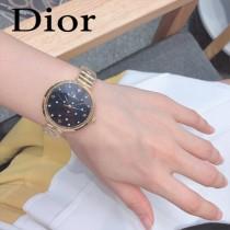 DIOR手錶-1 迪奧 Dior全新靜謐星空鑲鉆腕表