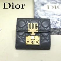 DIOR迪奧 新款原版皮錢夾2009-02 采用進口綿羊皮