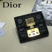 DIOR迪奧 新款原版皮錢夾2009-03 采用進口綿羊皮
