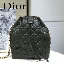 DIOR迪奧 編號1693-01 原版小羊皮Miss DIOR手袋 水桶包