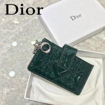 DIOR迪奧原版皮 卡包-03