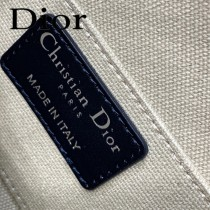 DIOR迪奧原版皮新款oblique圓餅包