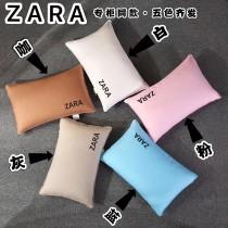 ZARA專櫃護頸羽絨枕壹對 面料采用100全棉
