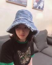 CHANEL香奈兒 家高端訂制漁夫帽、網紅爆款防曬漁夫帽