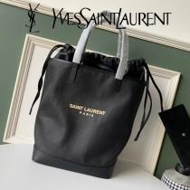 YSL-11-1  YSL聖羅蘭新款原版皮新款購物袋