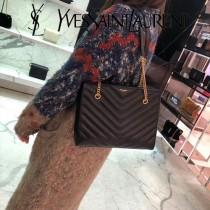 YSL型號392742 聖羅蘭新款原版皮購物袋