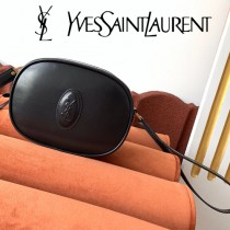 YSL-02 YSL聖羅蘭新款原版皮牙簽紋相機包