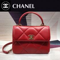 Chanel新壹季trendy大格紋-01