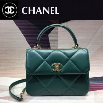Chanel新壹季trendy大格紋-03
