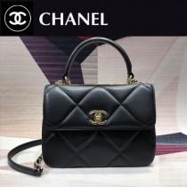 Chanel新壹季trendy大格紋-02