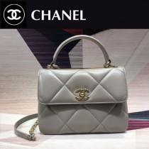 Chanel新壹季trendy大格紋-04