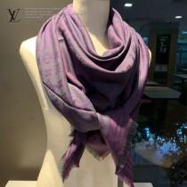 LV 幻影系列羊絨圍巾