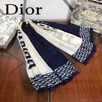 DIOR迪奧原單絲羊絨圍巾方巾