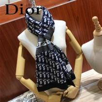 Dior迪奧原單秋冬新款羊絨長巾