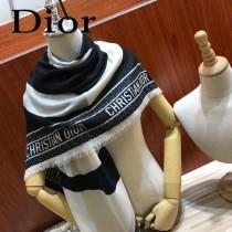 Dior迪奧原單絲羊絨方巾