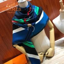 Hermes熱賣經典 官網同步絲羊絨方巾