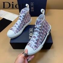 DIOR D x Kwas 19ss系列透明原單高幫鞋