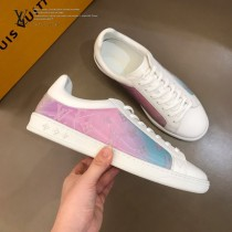 LV  炫彩低幫運動鞋 官網限定款