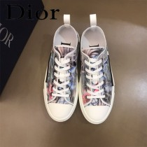 DIOR D x Kwas 19ss系列透明原單低幫鞋 原版11復刻