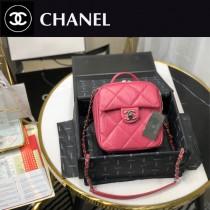 Chanel  AS1323-2 行旅牌系列 復古相機包