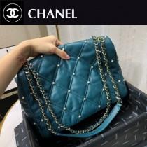型號AS1133-02 Chanel 秋冬季cf珍珠包
