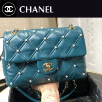 AS1202-03 Chanel 秋冬季cf珍珠包