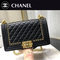 Chanel 專櫃最新款Leboy