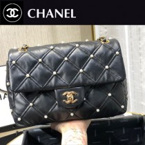 AS1202-04 Chanel 秋冬季cf珍珠包