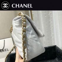 香奈兒新包款CHANEL 19 原單小羊皮口蓋包-03