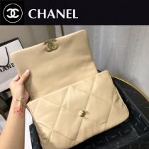 香奈兒新包款CHANEL 19 原單小羊皮口蓋包-02