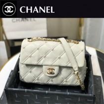 AS1202 Chanel 秋冬季cf珍珠包