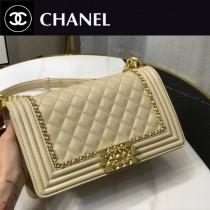 Chanel 專櫃最新款Leboy-02