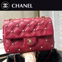 AS1202-02 Chanel 秋冬季cf珍珠包