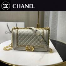 Chanel 專櫃最新款Leboy-03