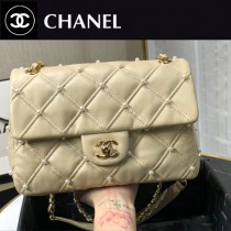 AS1202-01 Chanel 秋冬季cf珍珠包