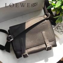 LOEWE 036   羅意威  military messenger XS小號郵差包