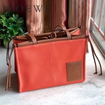 LOEWE 035-3  LOEWE 羅意威  lbiza限量系列cushion tote bag購物袋