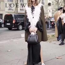 LOEWE 038 羅意威  Lazo mini bag系列手提斜挎款原單手提包