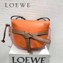 LOEWE 039-10  羅意威  秋冬全新Gate手袋原單馬鞍包