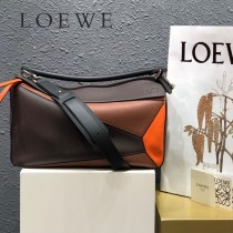 LOEWE 046-4  LOEWE  061607 羅意威  Puzzle 大号男士斜背包