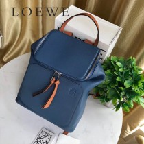 LOEWE 043-5 羅意威 Goya small backpack 進口平滑小牛皮 原單最新款雙肩背包
