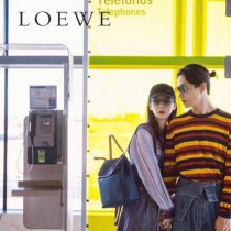 LOEWE 043-1 羅意威 Goya small backpack 進口平滑小牛皮 原單最新款雙肩背包