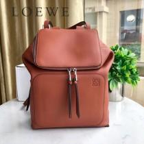 LOEWE 043 羅意威 Goya small backpack 進口平滑小牛皮 原單最新款雙肩背包