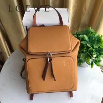 LOEWE 043-3 羅意威 Goya small backpack 進口平滑小牛皮 原單最新款雙肩背包