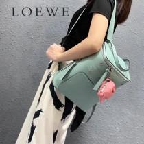 LOEWE 043-2 羅意威 Goya small backpack 進口平滑小牛皮 原單最新款雙肩背包