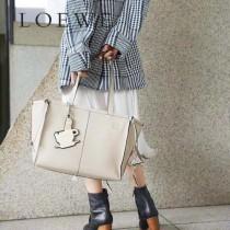 LOEWE 044-1  羅意威  lbiza限量系列cushion tote bag原單購物袋