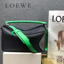 LOEWE 046-6  LOEWE  061607 羅意威  Puzzle 大号男士斜背包