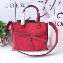 LOEWE 051-5  羅意威 新款手提馬鞍包
