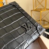 M44478-01 鱷魚紋專櫃最新原版皮限量款