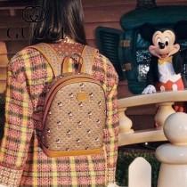 552884 Gucci 2020早春成衣和配飾系列 Disney x Gucci Disney聯名雙肩包書包
